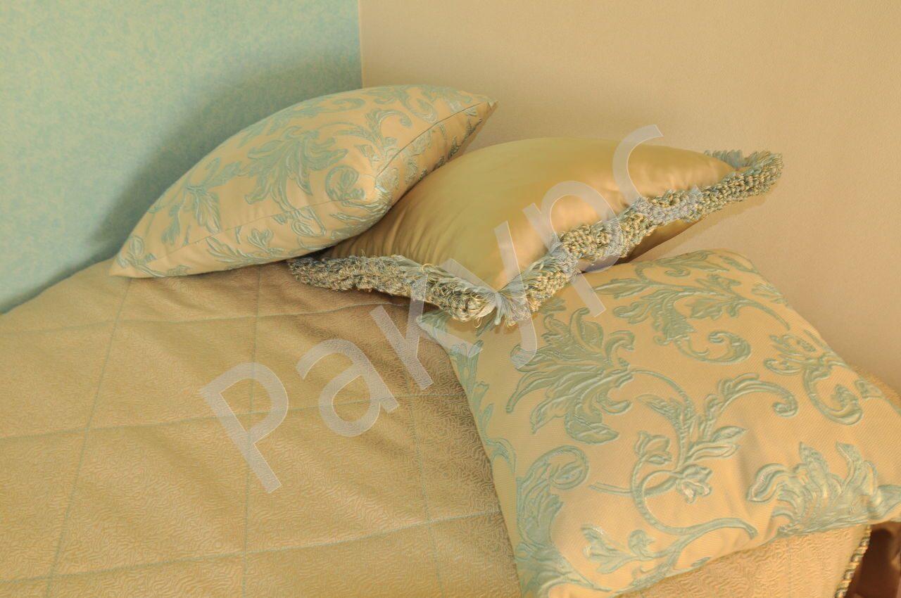 Как сшить подушку с молнией на диван своими руками 14