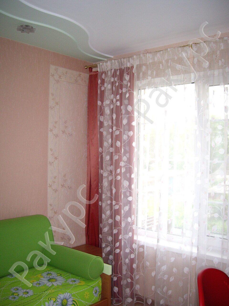 фото тюль для комнаты